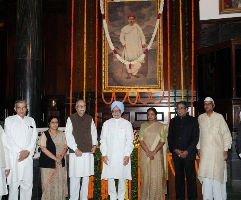 The Prime Minister, Dr. Manmohan Singh, the Speaker, Lok Sabha,…