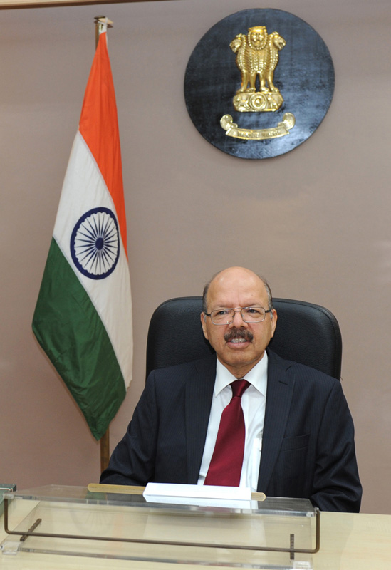 Dr. Syed Nasim Ahmad Zaidi assumes the charge as…