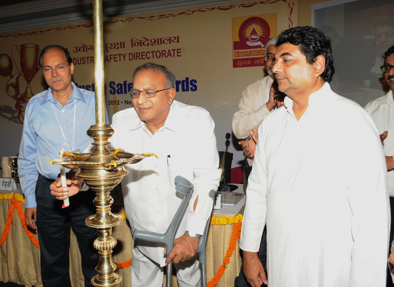 The Union Minister for Petroleum and Natural Gas, Shri Jaipal Reddy…