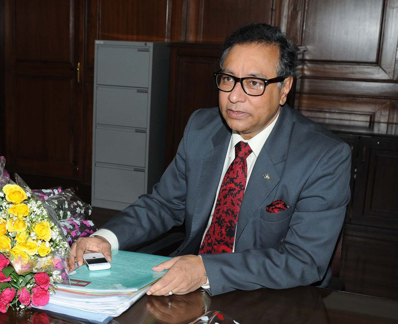 """""""Mobile will be the futuristic Media says Jawhar Sircar,IAS(R),CEO ,Prasar Bharati in an exclusive interview with our editor Tarun Sharma"""