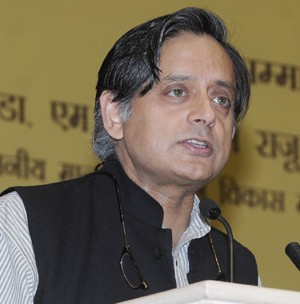RAHUL GANDHI CARICATURE TACTIC BY BJP NOT WORKING ANYMORE SAYS SHASHI THAROOR