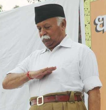 """'Hindustan' is a country of Hindus, but it does not mean that it does not belong to """"others""""- RSS CHIEF MOHAN BHAGWAT"""