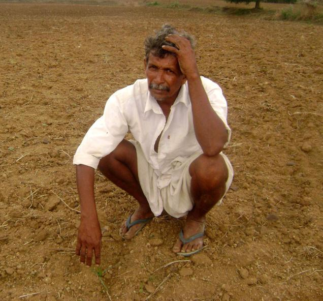 problem faced by indian farmers and