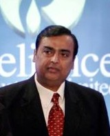 RIL CONSOLIDATED NET PROFIT UP BY 12.5% TO RS.8109 CRORE FOR THE SECOND QUARTER