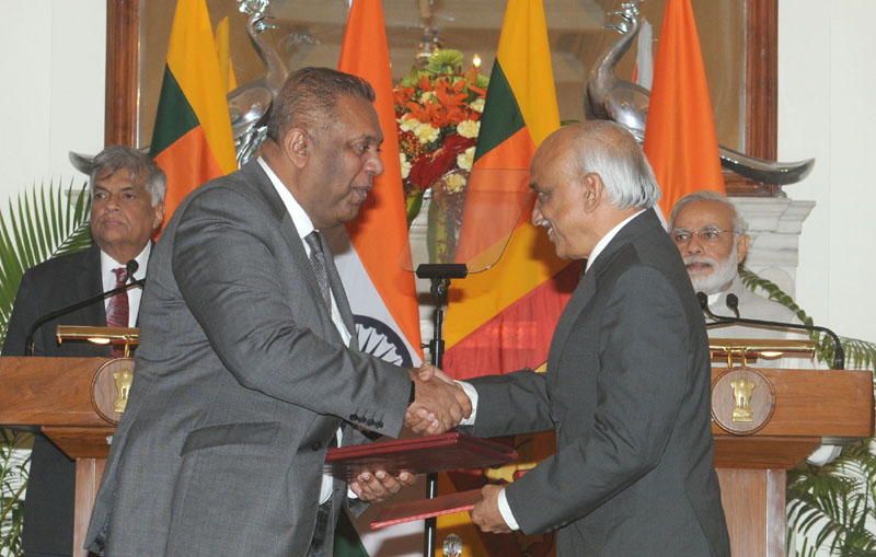The Prime Minister, Shri Narendra Modi and the Prime Minister of the Democratic Socialist ..