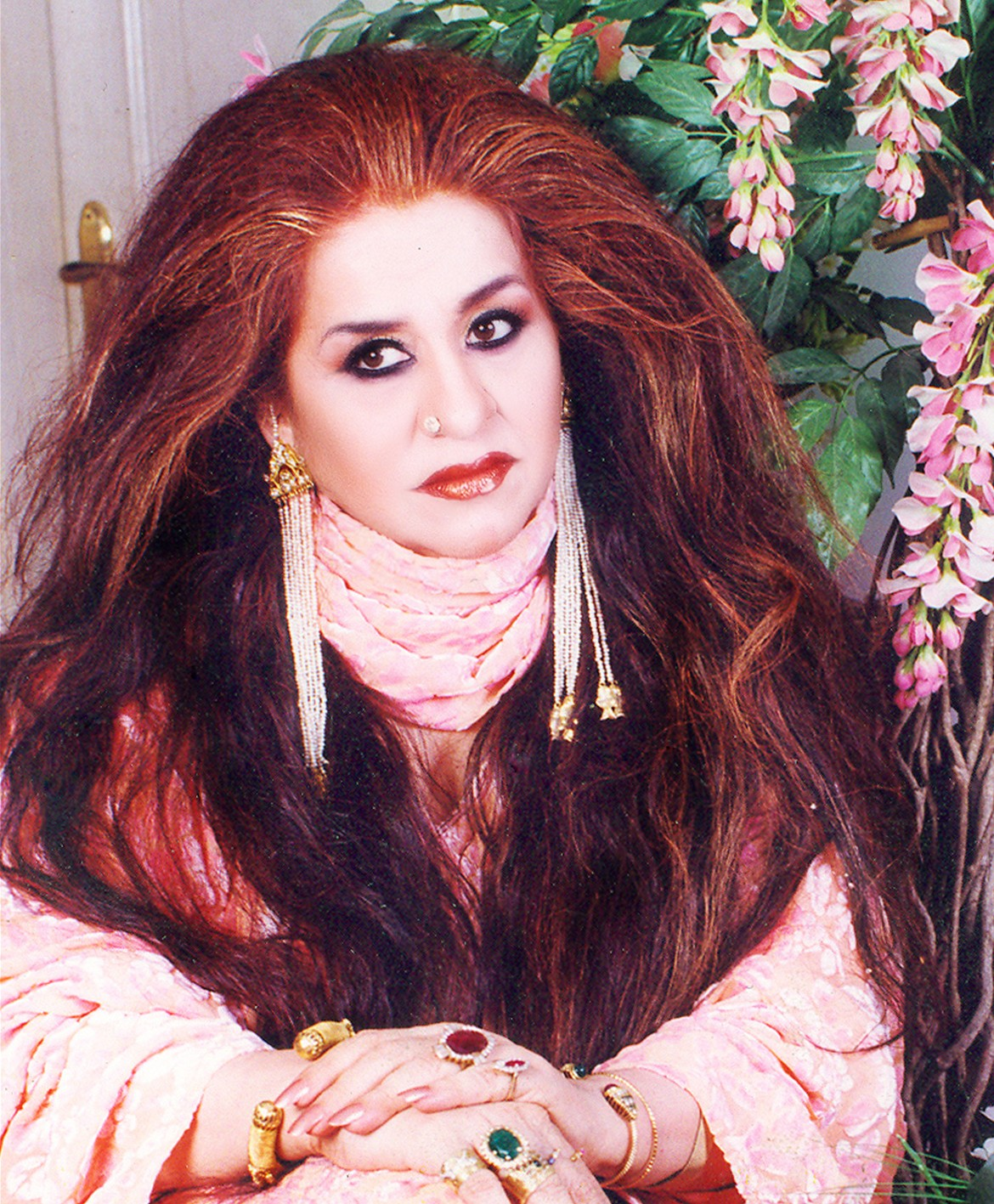 Shahnaz Husain  gives Himachal politicians beauty advice!