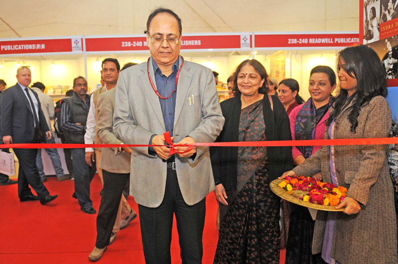 The Additional Secretary, Ministry of Information & Broadcasting, Shri J.S. Mathur..