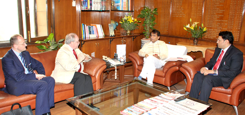 A delegation from UK consisting the Chairman, Indo UK Institute of health (IUIH)….