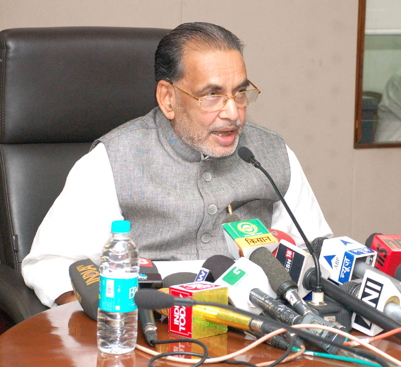 The Union Minister for Agriculture and Farmers Welfare, Shri Radha