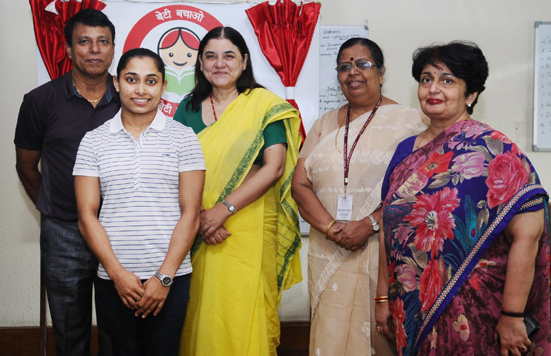 The Sportsperson, Contestant for Rio Olympics and BBBP Ambassador for ..