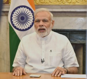 The Prime Minister, Shri Narendra Modi addressing through video-conferencing, after inauguration of Integrated Check Post, in New Delhi on July 21, 2016.