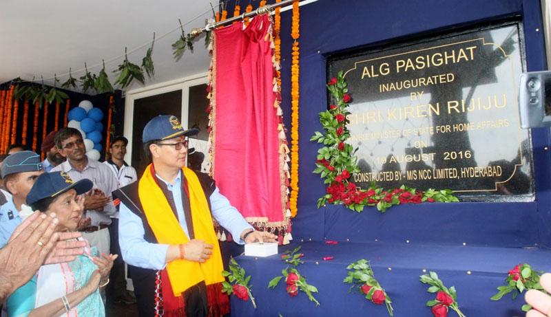 The Minister of State for Home Affairs, Shri Kiren Rijiju inaugurating the …