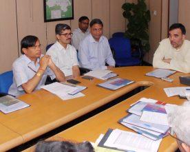 गोपाल राय ने बर्ड फ्लू को देखते हुए कोआर्डीनेशन कमेटी के साथ समीक्षा बैठक की