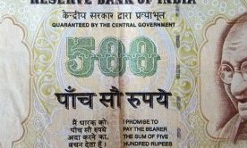 GOVERNMENT EXTENDS USE OF DENOTIFIED RS. 500 NOTE TILL DECEMBER 15