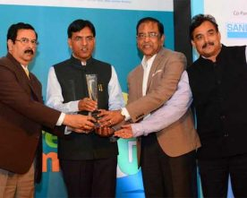 POWERGRID BESTOWED WITH BEST TRANSMISSION COMPANY AWARD