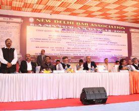 Shri Rajnath Singh addressing at the Samvidhan Diwas – 2016 function