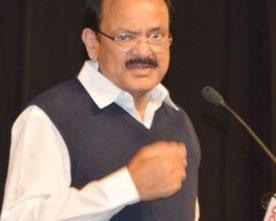 UNION MINISTER VENKAIAH NAIDU TO REVIEW URBAN DEVELOPMENT IN HARYANA