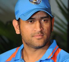 M.S.DHONI STEPS DOWN AS ODI ,T20 CAPTAIN