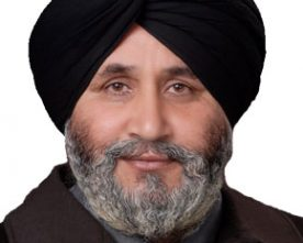 SHIROMANI AKALI DAL  LEADERS NOT AFRAID OF BOGUS THREATS OF ..