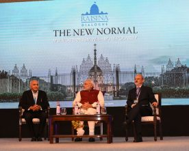 The Prime Minister, Shri Narendra Modi at the Opening Session of the ..