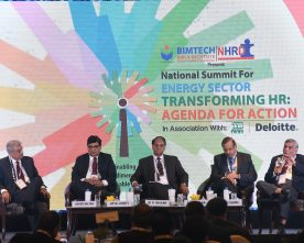 National HR Summit on TRANSFORMING HR: INDIAN POWER SECTOR