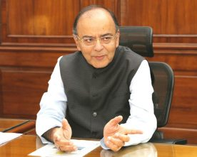 HOPING TO IMPLEMENT GST FROM JULY 1- ARUN JAITLEY ,FINANCE MINISTER