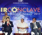 IR CONCLAVE ORGANIZED BY CII