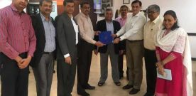 POWER FINANCE CORPORATION SIGNS LOAN AGREEMENT WITH MSEDCL