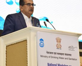 The CEO, NITI Aayog, Shri Amitabh Kant addressing at the inauguration of a..