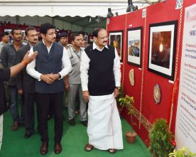 The Union Minister for Urban Development, Housing & Urban Poverty Alleviation ..