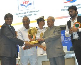 NTPC Awarded for RTI Compliance