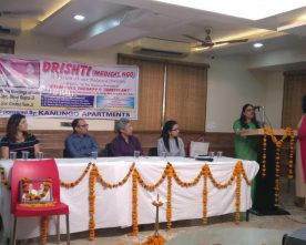 DRISHTI (NGO) ORGANIZES PROGRAM ON STEM CELL THERAPY AND TRANSPLANT