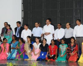 The Union Minister for Urban Development, Housing & Urban Poverty Alleviation and ..