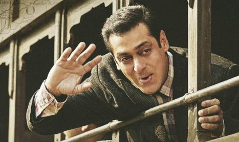 """SALMAN KHAN MUCH AWAITED FILM """"TUBELIGHT"""" TEASER TO BE OUT IN NEXT 5 DAYS"""