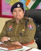 Jagdale Nilambari appointed as first woman SSP, Chandigarh