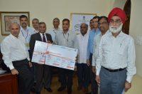 PFC contributes 56.43 Cr to Swachh Bharat kosh