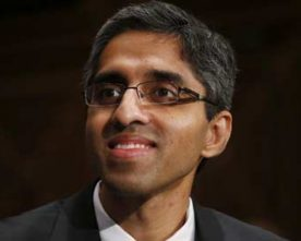 Indian-origin doctor Vivek Murthy  fired by Trump government