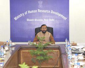 A delegation led by the Minister for Education, Jammu & Kashmir, ..