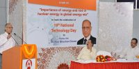 TECHNOLOGY DAY LECTURE HELD AT NALCO