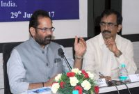 76th meeting of Central Waqf Council held at New delhi
