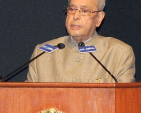PM LETTER TOUCHED MY HEART – PRANAB MUKHERJEE  FORMER PRESIDENT OF INDIA