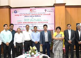 GST Awareness program organised at Oil India Limited