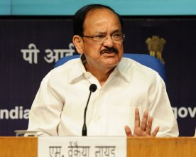 Dr. N.Yuvraj likely to be the PS to the Vice President M. Venkaiah Naidu
