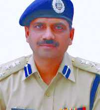 Ajay Chaudhary IPS appointed Joint Commissioner of Police New Delhi Range