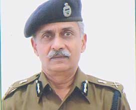 GOVERNMENT OF RAJASTHAN APPOINTS AJIT SINGH IPS AS DGP RAJASTHAN