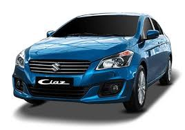 CIAZ S LAUNCHED BY MARUTI SUZUKI AT A PRICE TAG OF RS.9.39 LAKH (EX-SHOWROOM)