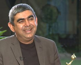 Dr Vishal Sikka resigns as MD & CEO of Infosys Ltd.