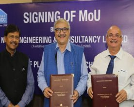 MOU SIGNED BETWEEN NECL AND SPA