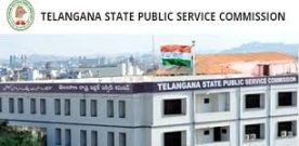 Telangana State Public Service Commission issues notification of 2345 post recruitment in various state departments