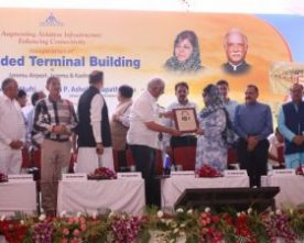 Upgraded Passenger Terminal Building of Jammu Airport Inaugurated